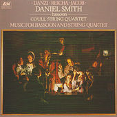 Music for Bassoon and String Quartet/Daniel Smith/Coull String Quartet by Daniel Smith