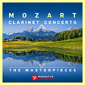 The Masterpieces - Mozart: Clarinet Concerto by Württemberg Chamber Orchestra