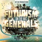Futurism - Generals On the Mic by Various Artists
