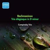 Rachmaninov, S.: Trio Elegiaque No. 2 (Compinsky Trio) (1949) by Compinsky Trio