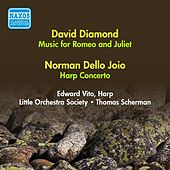 Diamond, D.: Music for Romeo and Juliet / Dello Joio, N.: Harp Concerto / Travis, R.: Symphonic Allegro (1947, 1952) by Various Artists