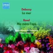 Debussy, C.: La Mer / Ravel, M.: Ma Mere L'Oye (Swiss Romande Orchestra, Ansermet) (1951) by Ernest Ansermet