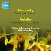 Tchaikovsky, P.I.: Serenade in C Major / Prokofiev, S.: Symphony No. 1,