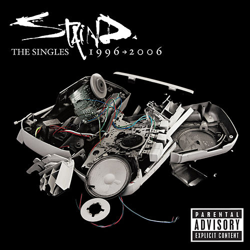 The Singles by Staind