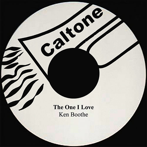 The One I Love by Ken Boothe