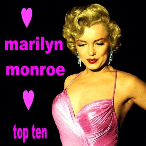 Marilyn Monroe Top Ten by Marilyn Monroe