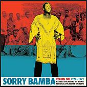 Volume One 1970 - 1979 by Sorry Bamba