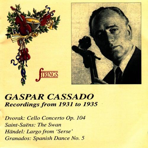 Dvorak: Cello Concerto, Op. 14 - Saint-Saëns: The Swan - Händel: Largo from