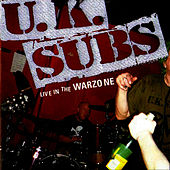 Live In The Warzone by U.K. Subs