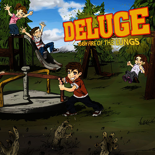 Flash Fire of the Lungs by Deluge