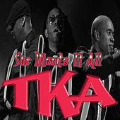 She Wants It All - Single by Tka