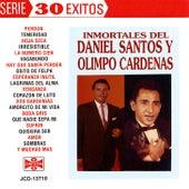 Inmortales De Daniel Santos Y Olimpo Cardenas by Daniel Santos