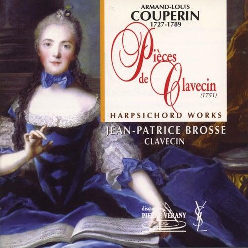 Couperin : Pièces pour clavecin by Jean-Patrice Brosse