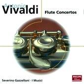 Vivaldi: Flute Concertos by Severino Gazzelloni