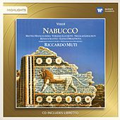 Verdi: Nabucco by Various Artists