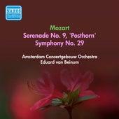 Mozart, W.A.: Serenade No. 9,