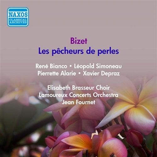 Bizet, G.: Pecheurs De Perles (Les) (The Pearl Fishers) (Alarie, Simoneau, Bianco, Depraz, Fournet) (1953) by Pierrette Alarie