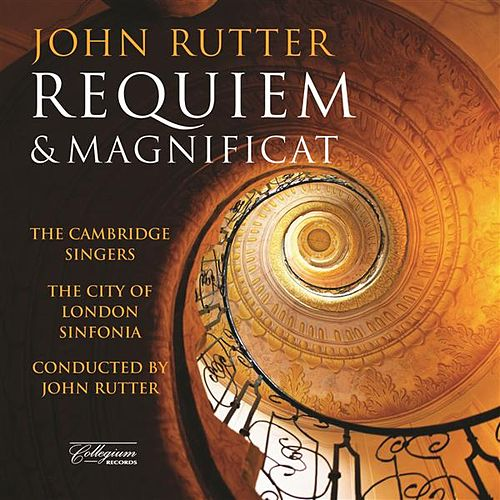 Rutter: Requiem / Magnificat by Various Artists