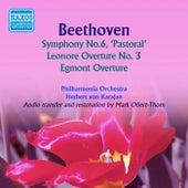 Beethoven: Symphony No. 6 - Leonore Overture No. 3 by Herbert Von Karajan