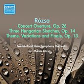Rozsa conducts Rozsa by Miklos Rozsa