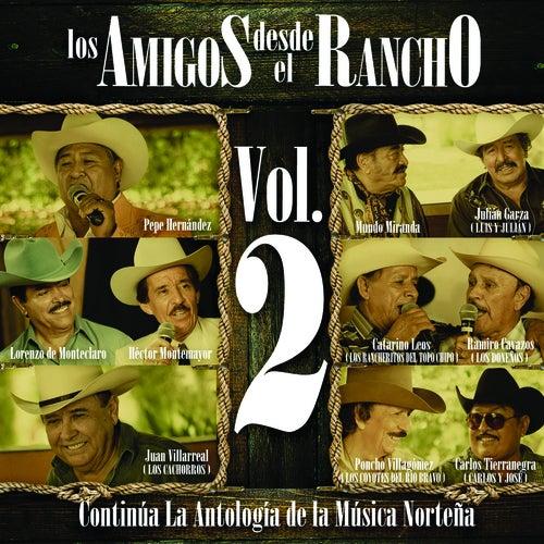 Los Amigos Desde El Rancho by Various Artists