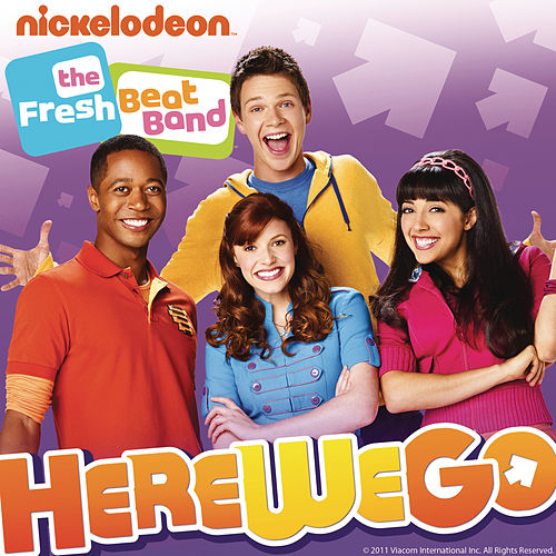 Here We Go by The Fresh Beat Band