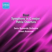 Bizet, G.: Symphony in C Major / Patrie Overture (Ansermet) (1954) by Ernest Ansermet