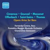 Vocal Recital: Corena, Fernando - Rossini, G. / Cimarosa, D. / Thomas, A. / Saint-Saens, C. (1956) by Fernando Corena