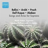 Vocal Recital: Robin, Mado - Bellini, V. / Arditi, L. / Proch, H. / Dell'Acqua, E. / Alabiev, A. (1956) by Mado Robin
