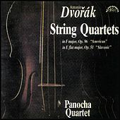 Dvořák: String Quartets by Panocha Quartet