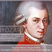 Mozart: Serenade for Orchestra in D Major No. 9, K.320: Divertimento in E Flat major, No. 12, K252 by Various Artists