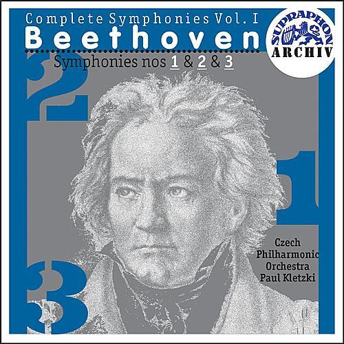 Beethoven: Symphonies Nos. 1-3, Egmont Overture by Paul Kletzki