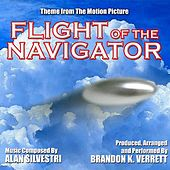 Flight Of The Navigator - Theme from the Motion Picture (feat. Brandon K. Verrett) - Single by Alan Silvestri