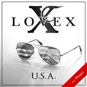 U.S.A. (feat. Miyavi) by Lovex