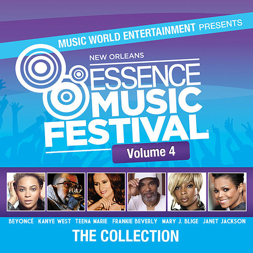 Essence Music Festival Volume 4: The Collection by Various Artists