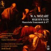 Mozart : Requiem by Jordi Savall