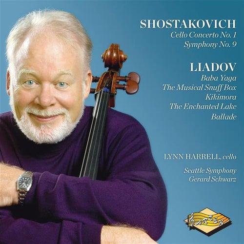Shostakovich: Cello Concerto No. 1 - Symphony No. 9 - Liadov: Baba Yaga - A Musical Snuffbox - The Enchanted Lake by Various Artists