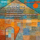 Hindemith: Orchestral Works by John Neschling