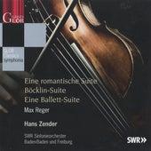 Reger: Eine romantische Suite - Böcklin-Suite - Eine Ballett-Suite by Hans Zender