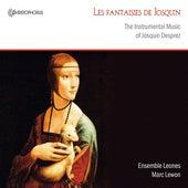 Les Fantaisies de Josquin by Marc Lewon