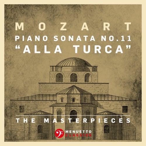 The Masterpieces - Mozart: Piano Sonata No. 11