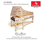 Bach, J.S.: Harpsichord Concertos, Bwv 1052, 1055, 1063, 1065 by Preethi de Silva