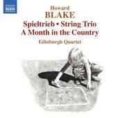 Blake: Spieltrieb - A Month in the Country by Edinburgh Quartet