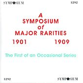 A Symposium of Major Rarities (1901-1909) by Various Artists