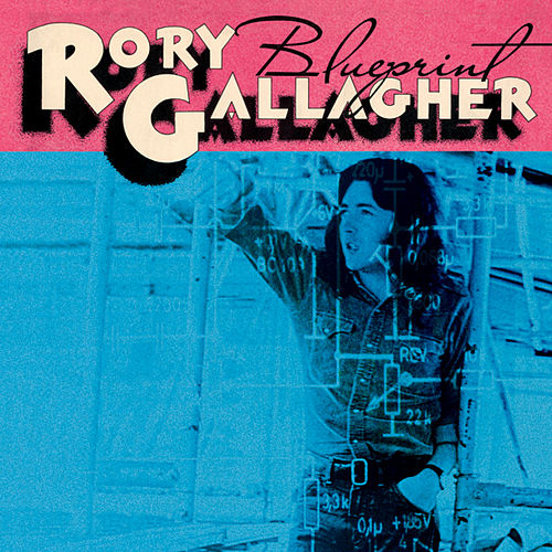 Blueprint by Rory Gallagher