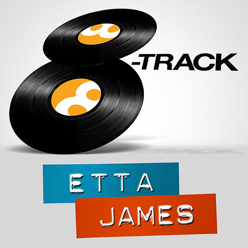 8-Track - Etta James - EP by Etta James