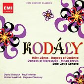 20th Century Classics: Kodaly by Various Artists