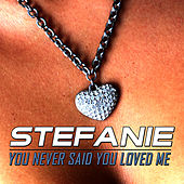 You Never Said You Loved Me by Stefanie