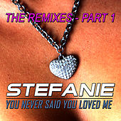 You Never Said You Loved Me - The Remixes - Part 1 by Stefanie