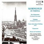 Korngold in Vienna (1949, 1955) by Max Schonherr